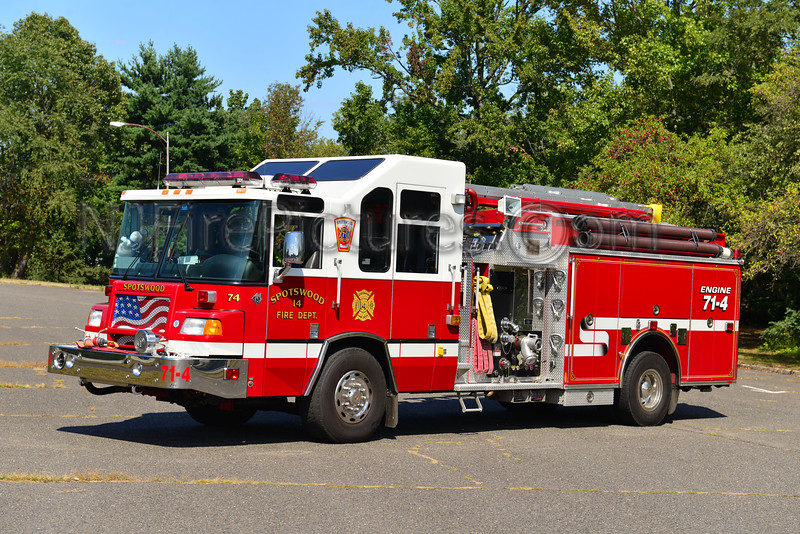 SPOTSWOOD NJ ENGINE 71-4