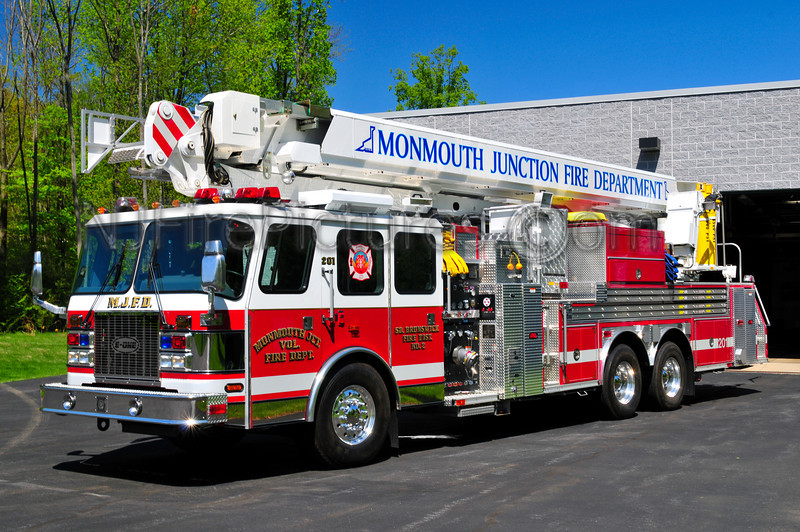 SOUTH BRUNSWICK, NJ (MONMOUTH JUNCTION) LADDER 201