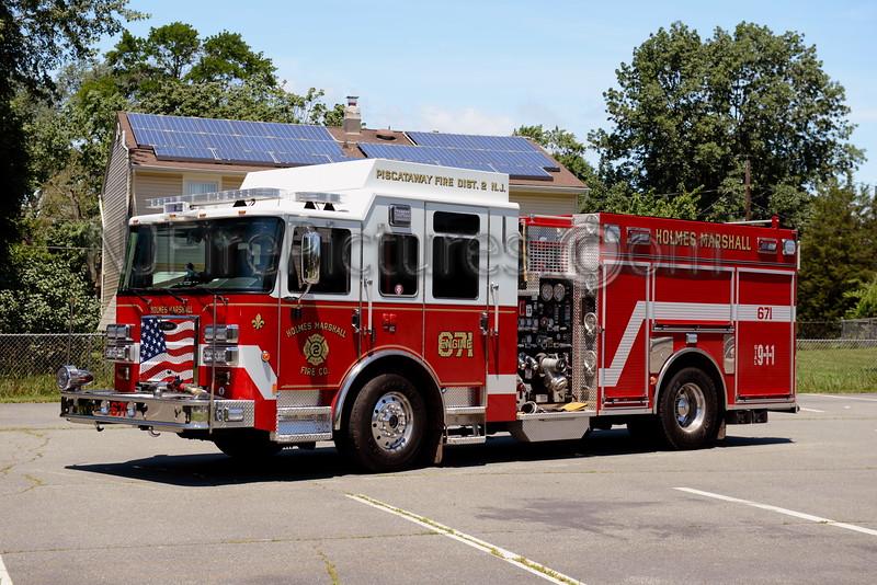 PISCATAWAY, NJ ENGINE 671