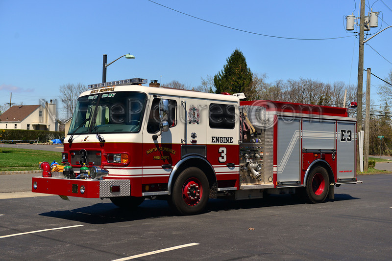 NORTH BRUNSWICK, NJ ENGINE 3