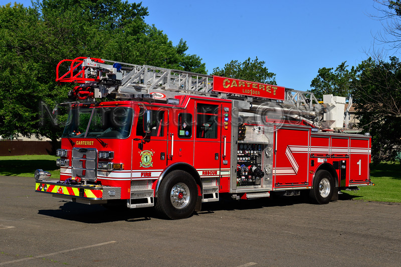 CARTERET, NJ LADDER 1