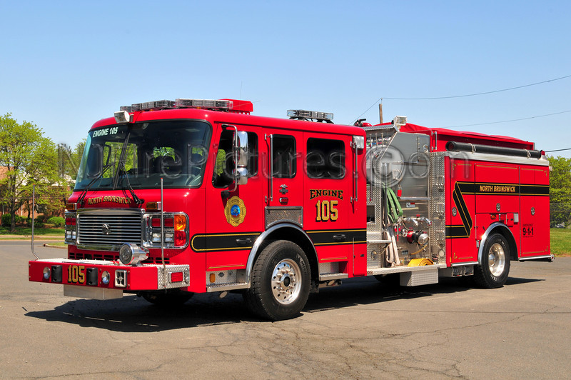 NORTH BRUNSWICK, NJ ENGINE 105