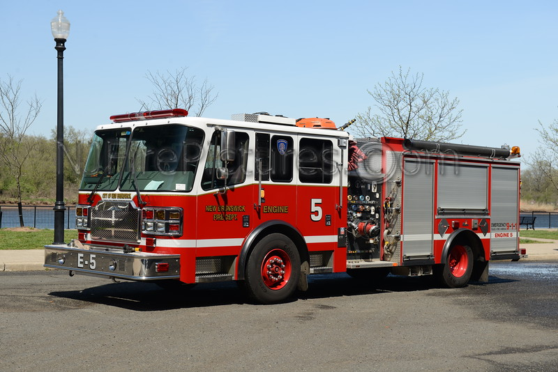 NEW BRUNSWICK, NJ ENGINE 5