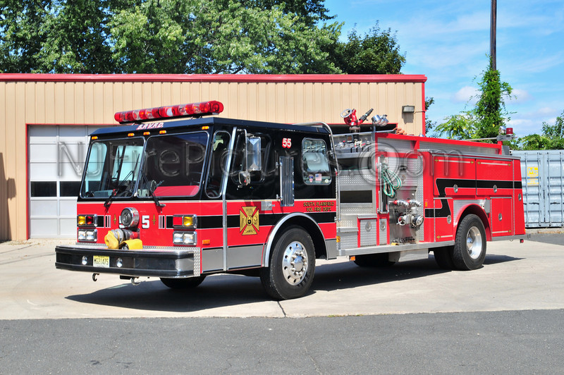 SOUTH PLAINFIELD, NJ ENGINE 55