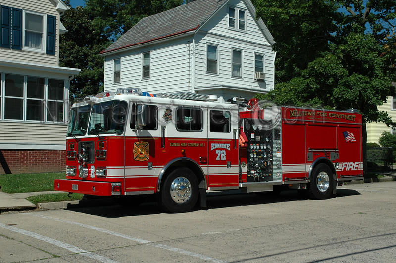MILLTOWN, NJ ENGINE 72