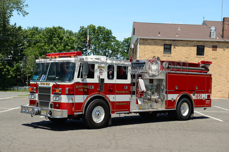 PISCATAWAY, NJ ENGINE 651