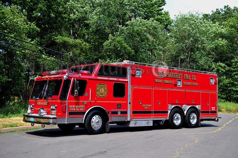 PISCATAWAY TWP (NEW MARKET FIRE CO.) RESCUE 1