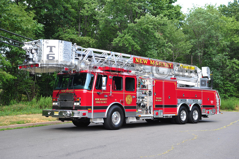 PISCATWAY TWP (NEW MARKET FIRE CO. ) TOWER 6