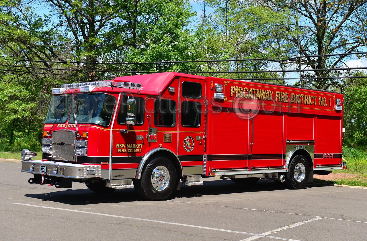 PISCATAWAY, NJ (NEW MARKET) RESCUE 665