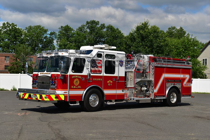 COLONIA, NJ ENGINE 12-1