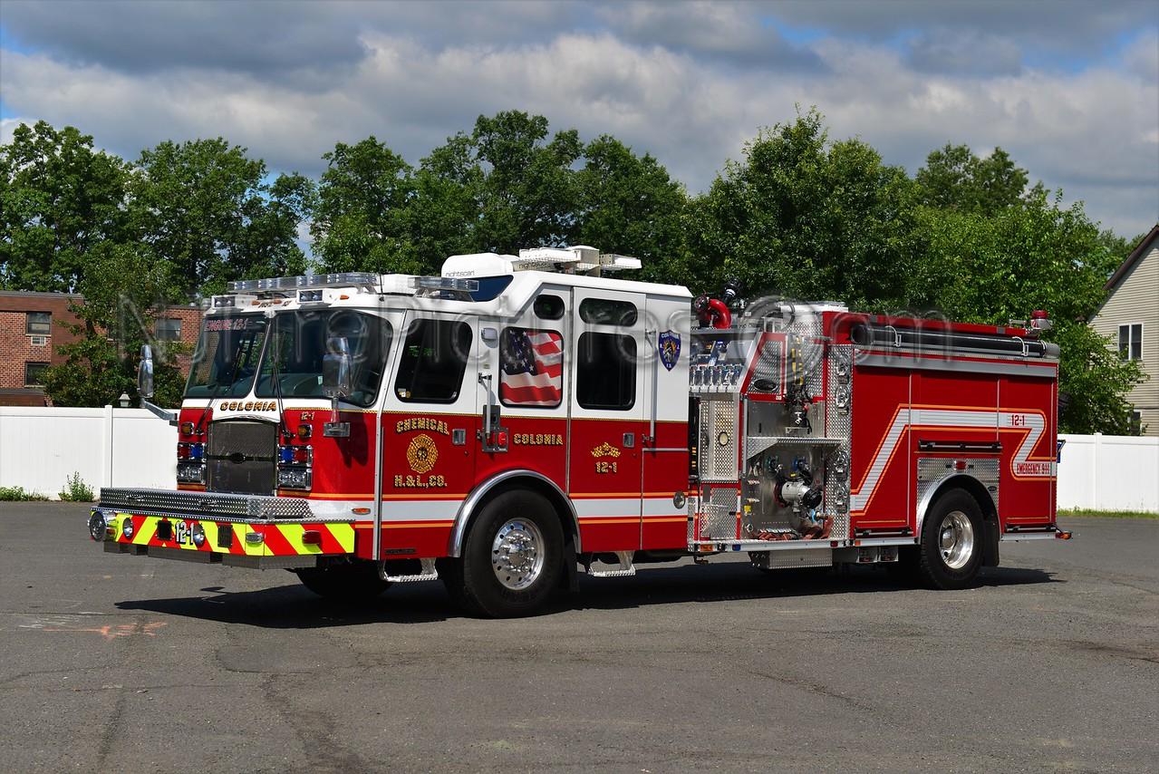 COLONIA, NJ ENGINE 12-1