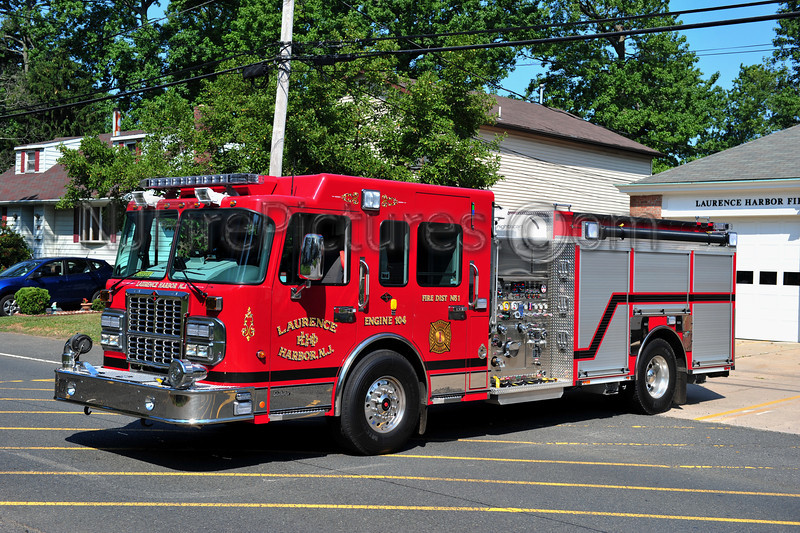 OLD BRIDGE TWP (LAURENCE HARBOR) ENGINE 104