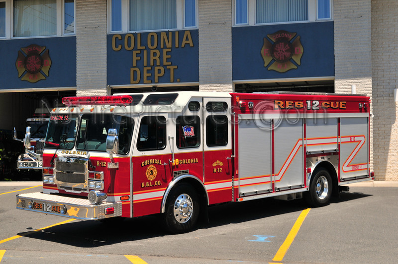 COLONIA, NJ RESCUE 12
