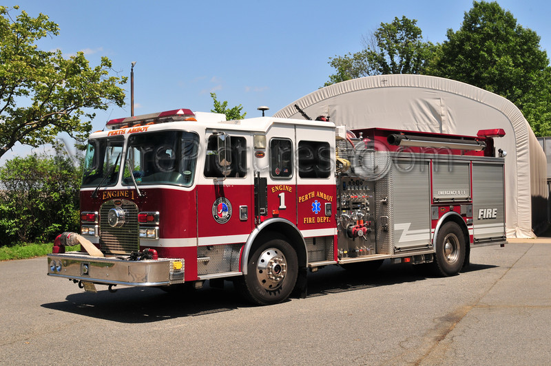 PERTH AMBOY, NJ ENGINE 1