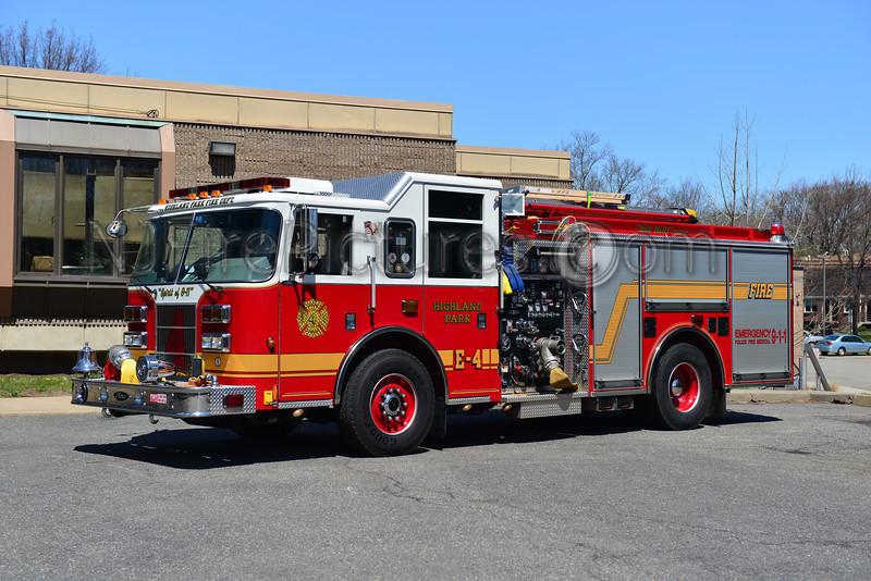 HIGHLAND PARK, NJ ENGINE 37-104