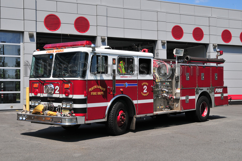 PERTH AMBOY, NJ ENGINE 2