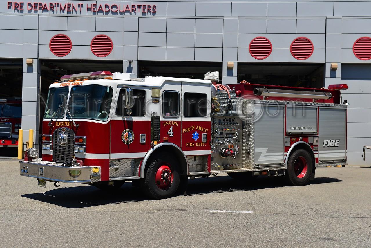 PERTH AMBOY, NJ ENGINE 4