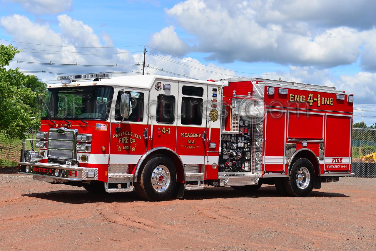 KEASBEY, NJ ENGINE 4-1