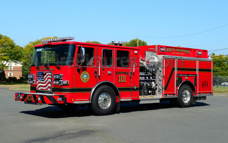 NORTH BRUNSWICK, NJ ENGINE 101