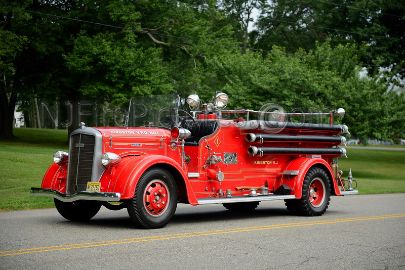 KINGSTON, NJ ENGINE 1