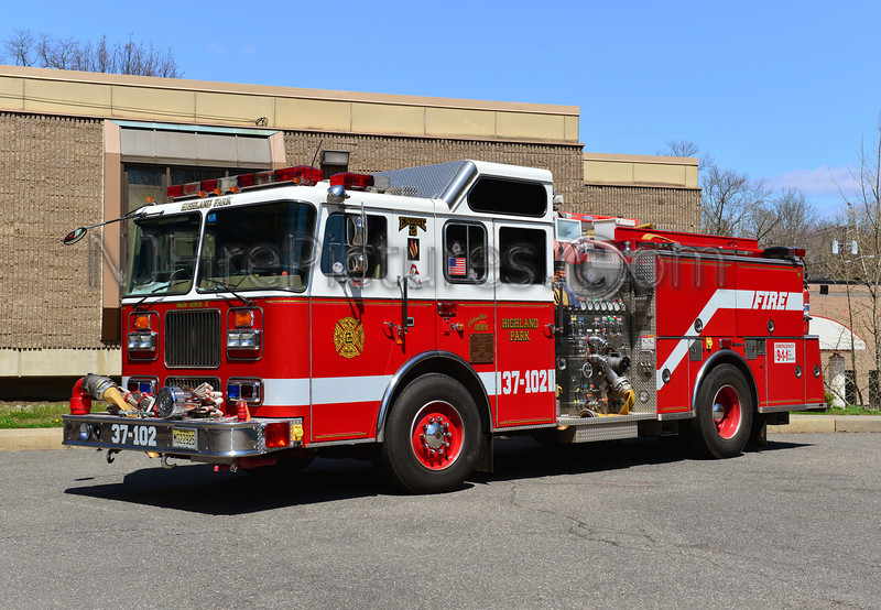 HIGHLAND PARK, NJ ENGINE 37-102
