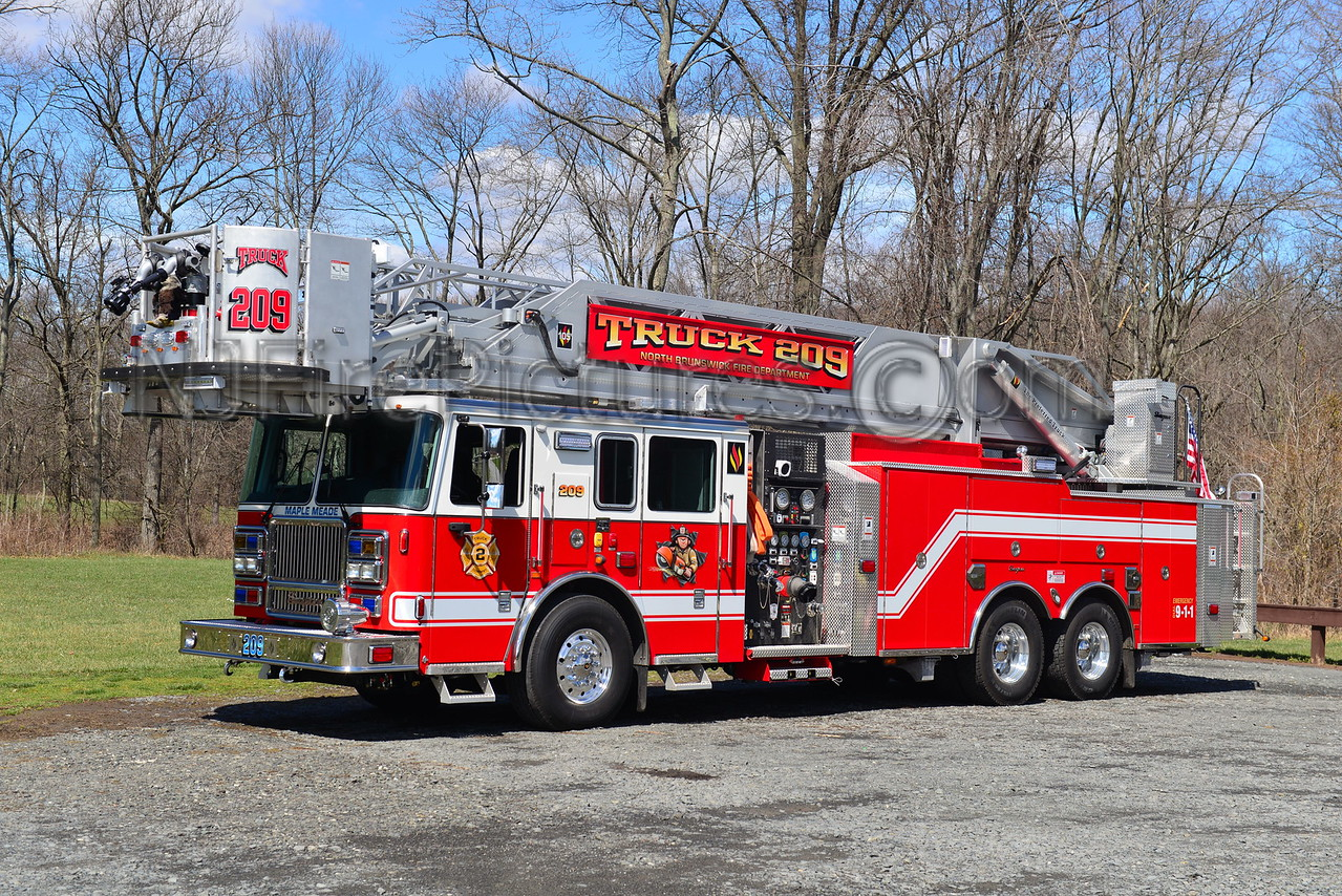 NORTH BRUNSWICK, NJ TRUCK 209