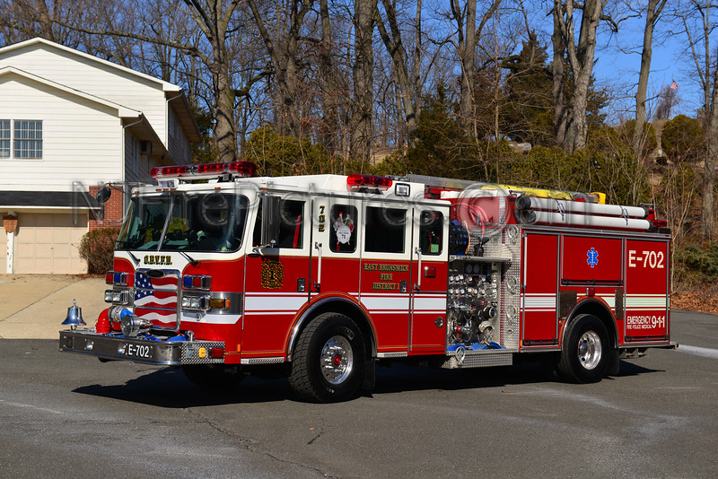 EAST BRUNSWICK, NJ ENGINE 702