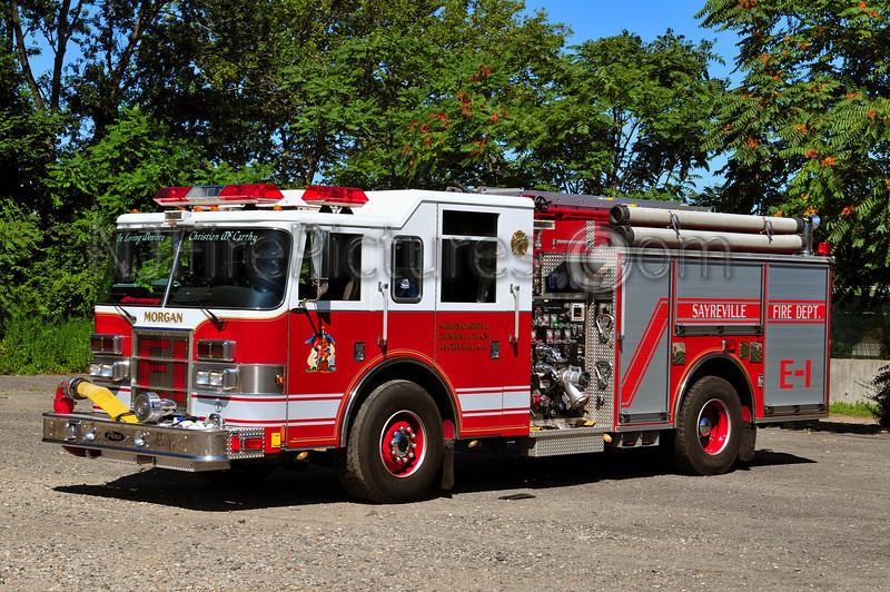 SAYERVILLE, NJ (MORGAN HOSE & CHEMICAL CO.) ENGINE 1
