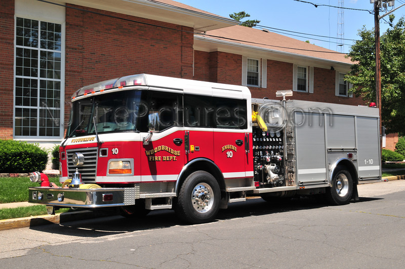 WOODBRIDGE, NJ ENGINE 10