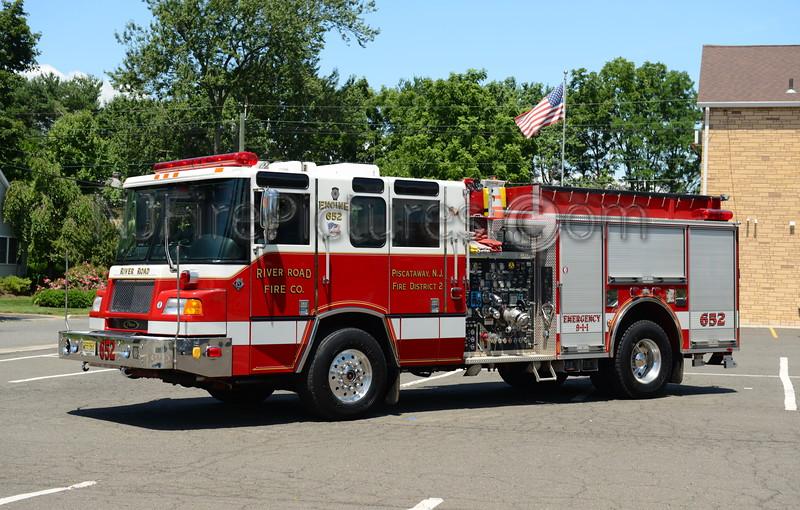 PISCATAWAY, NJ ENGINE 652