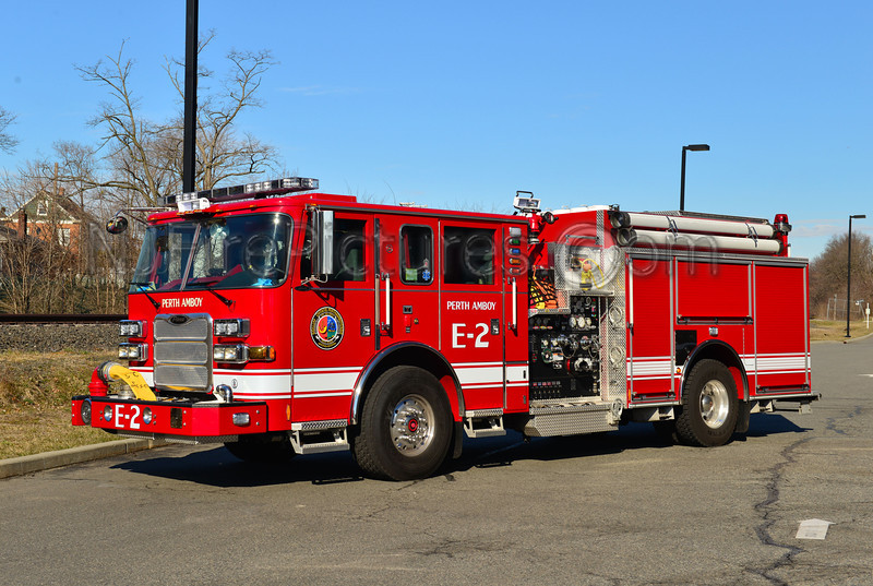 PERTH AMBOY ENGINE 2