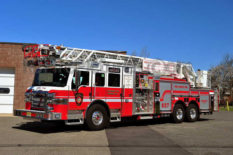 PISCATAWAY TWP (NORTH STELTON F.C.) LADDER 7