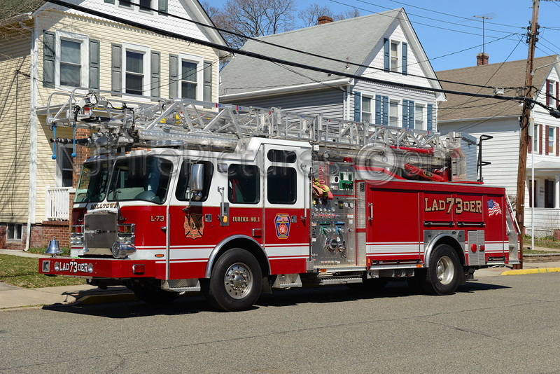 MILLTOWN, NJ LADDER 73