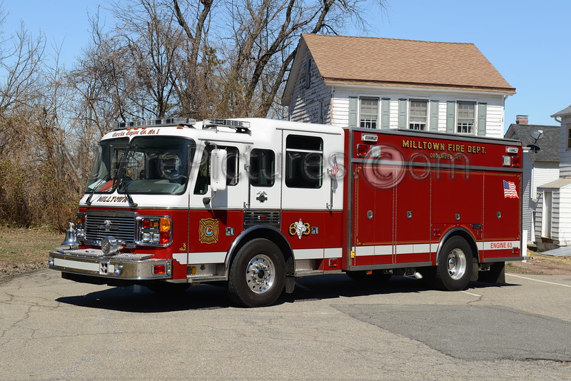 MILLTOWN, NJ ENGINE 63