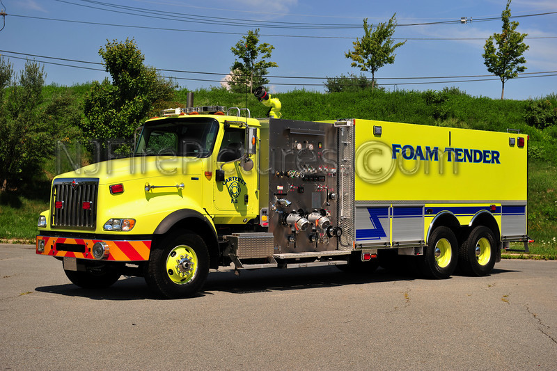 CARTERET, NJ FOAM TENDER