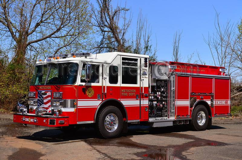 METUCHEN NJ ENGINE 1