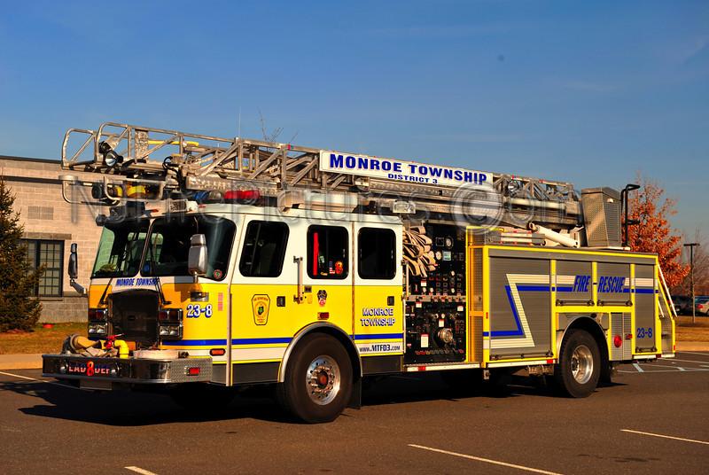 MONROE TOWNSHIP, NJ QUINT 23-8