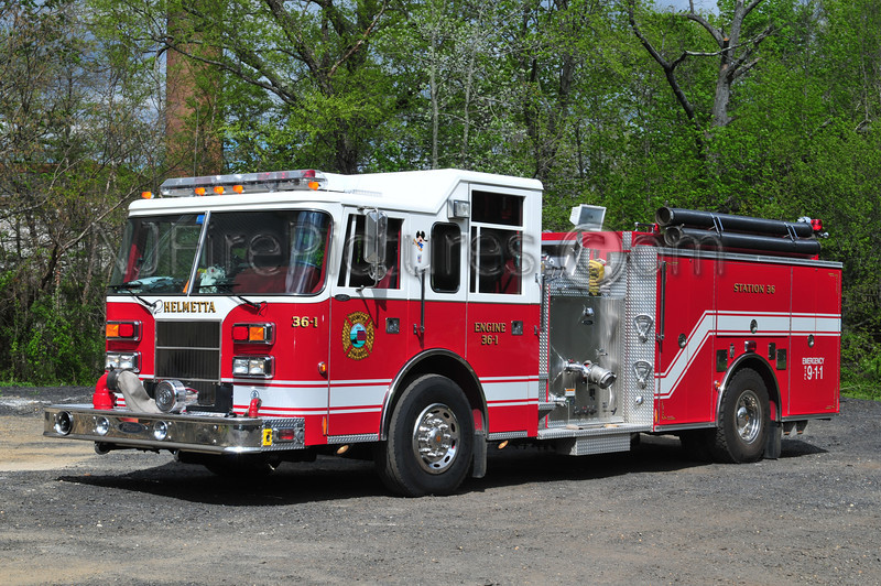 HELMETTA, NJ ENGINE 36-1
