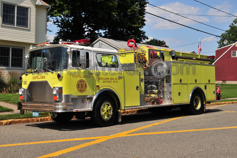 HOPELAWN, NJ ENGINE 8-3