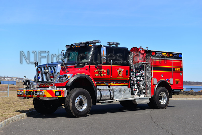 SAYERVILLE, NJ ENGINE 4