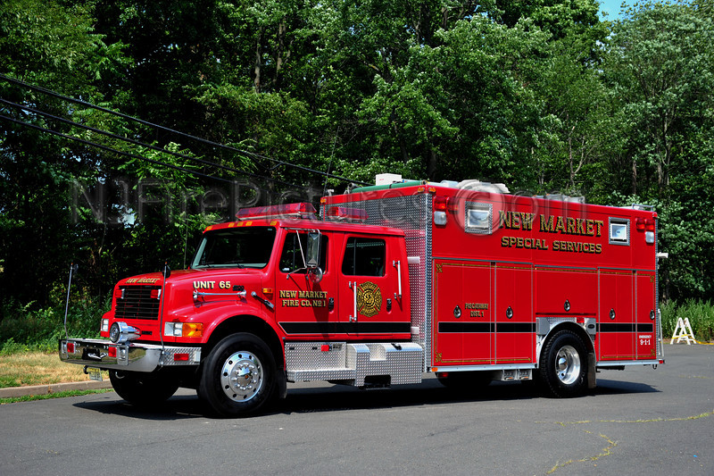 PISCATAWAY TWP (NEW MARKET FIRE CO.) SPECIAL SERVICE UNIT 65