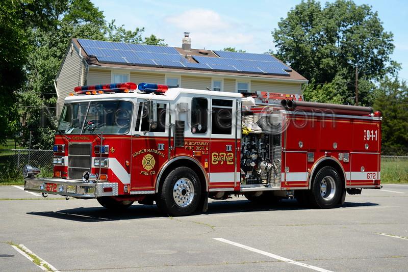 PISCATAWAY, NJ ENGINE 672