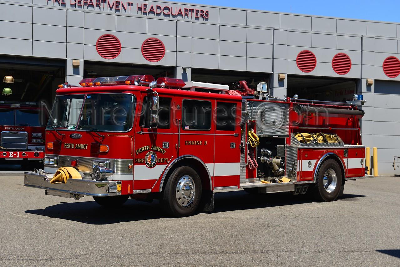 PERTH AMBOY, NJ ENGINE 3