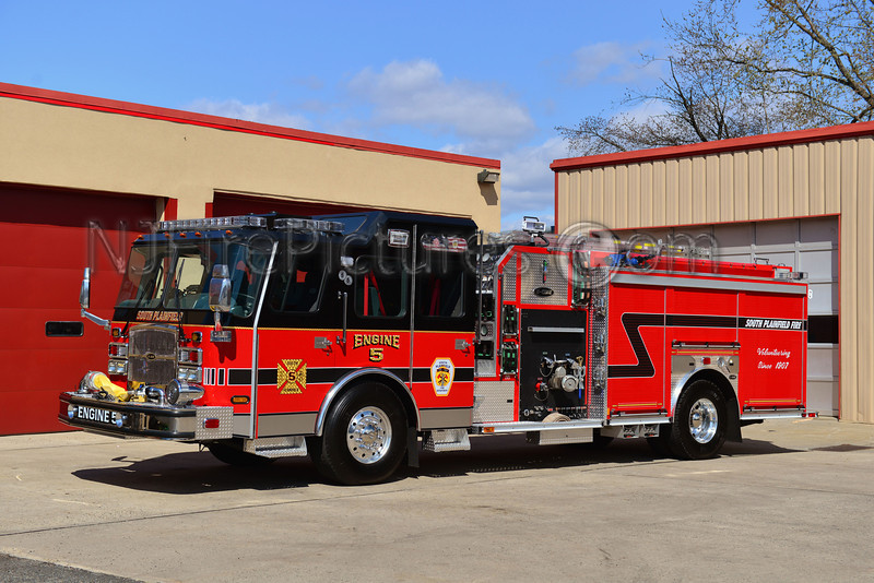 SOUTH PLAINFIELD, NJ ENGINE 5