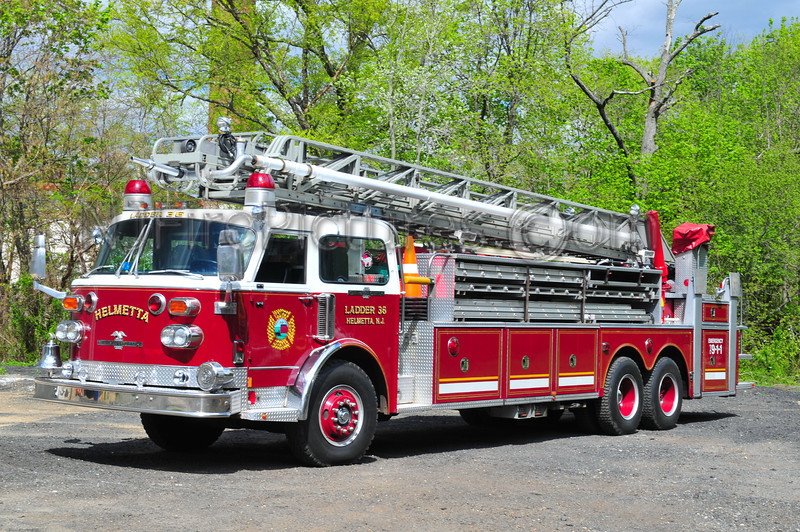 HELMETTA, NJ LADDER 36