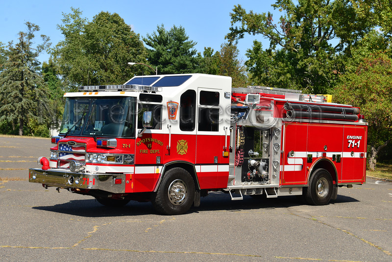 SPOTSWOOD NJ ENGINE 71-1