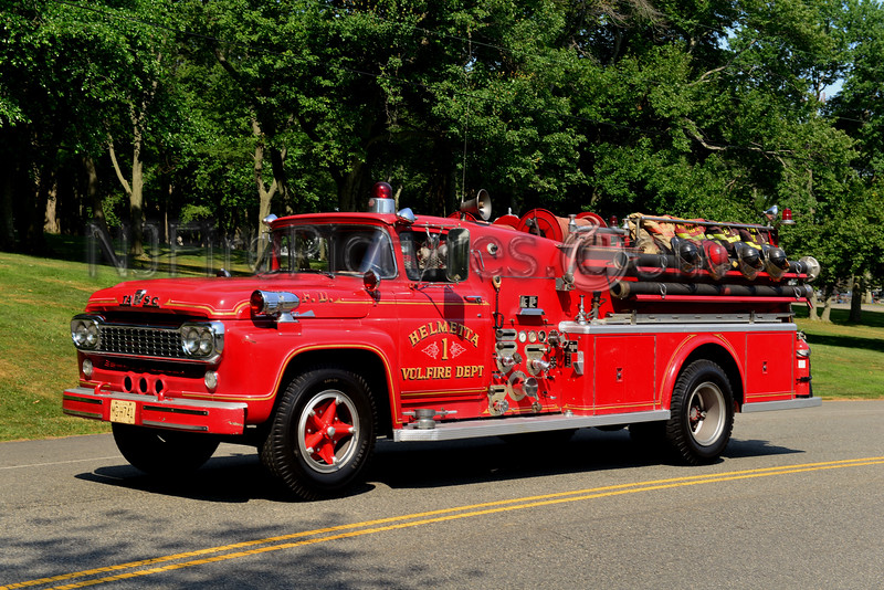 HELMETTA, NJ ENGINE 1