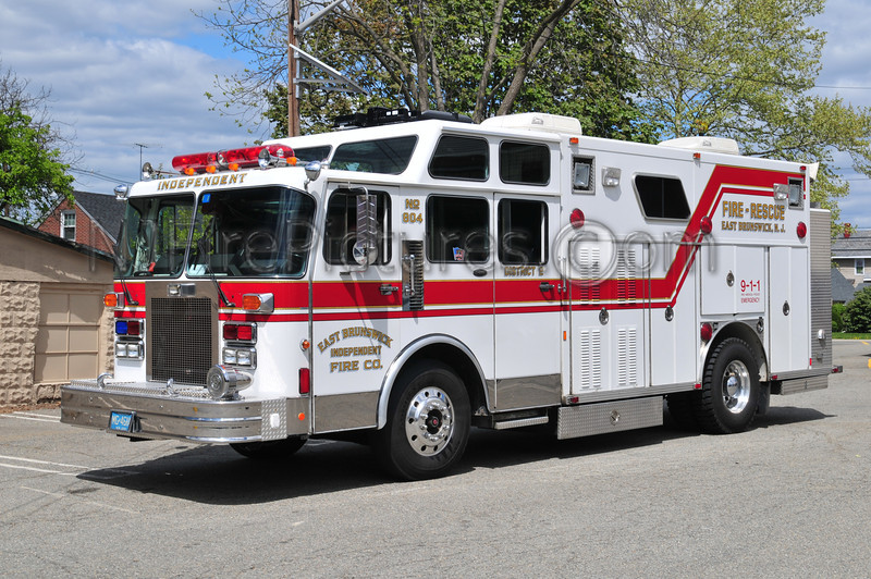 EAST BRUNSWICK, NJ RESCUE 804