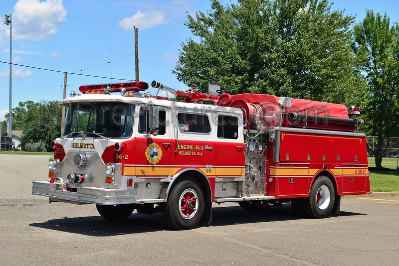 HELMETTA, NJ ENGINE 36-2