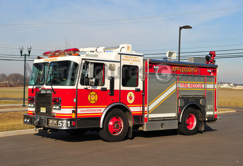 MONROE TOWNSHIP, NJ ENGINE 571